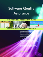 Software Quality Assurance Complete Self-Assessment Guide