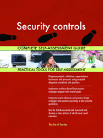 Security controls Complete Self-Assessment Guide
