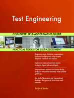 Test Engineering Complete Self-Assessment Guide