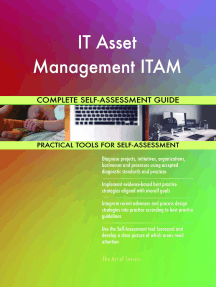 IT Asset Management ITAM Complete Self-Assessment Guide
