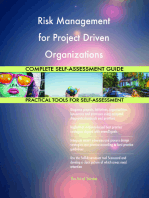 Risk Management for Project Driven Organizations Complete Self-Assessment Guide