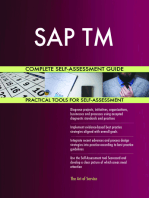 SAP TM Complete Self-Assessment Guide