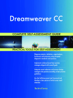 Dreamweaver CC Complete Self-Assessment Guide