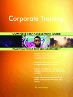 Corporate Training Complete Self-Assessment Guide