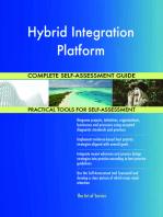 Hybrid Integration Platform Complete Self-Assessment Guide