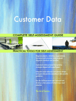 Customer Data Complete Self-Assessment Guide