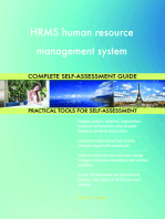 HRMS human resource management system Complete Self-Assessment Guide