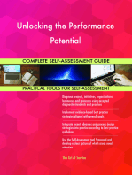 Unlocking the Performance Potential Complete Self-Assessment Guide