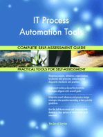 IT Process Automation Tools Complete Self-Assessment Guide