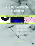 Digital Commerce Marketing Complete Self-Assessment Guide