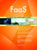 FaaS Complete Self-Assessment Guide