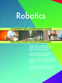 Robotics Complete Self-Assessment Guide