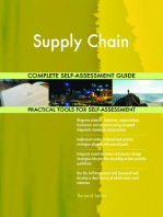 Supply Chain Complete Self-Assessment Guide