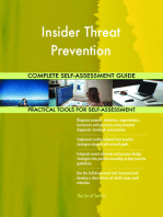 Insider Threat Prevention Complete Self-Assessment Guide