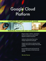 Google Cloud Platform Complete Self-Assessment Guide