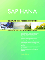 SAP HANA Complete Self-Assessment Guide