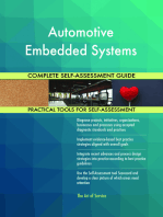 Automotive Embedded Systems Complete Self-Assessment Guide