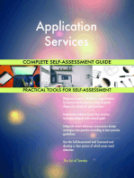Application Services Complete Self-Assessment Guide