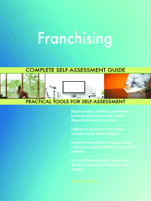 Franchising Complete Self-Assessment Guide