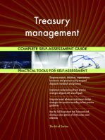 Treasury management Complete Self-Assessment Guide