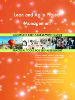 Lean and Agile Project Management Complete Self-Assessment Guide