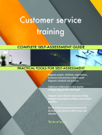 Customer service training Complete Self-Assessment Guide