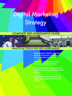 Digital Marketing Strategy Complete Self-Assessment Guide