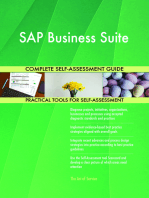 SAP Business Suite Complete Self-Assessment Guide