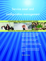 Service asset and configuration management Complete Self-Assessment Guide