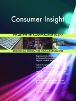 Consumer Insight Complete Self-Assessment Guide