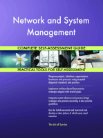 Network and System Management Complete Self-Assessment Guide