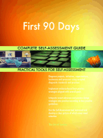 First 90 Days Complete Self-Assessment Guide