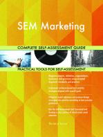 SEM Marketing Complete Self-Assessment Guide