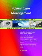 Patient Care Management Complete Self-Assessment Guide