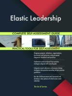 Elastic Leadership Complete Self-Assessment Guide