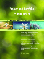 Project and Portfolio Management Complete Self-Assessment Guide