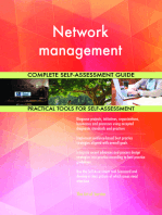 Network management Complete Self-Assessment Guide