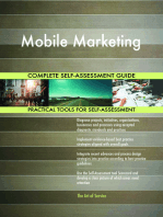 Mobile Marketing Complete Self-Assessment Guide