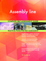 Assembly line Complete Self-Assessment Guide