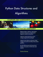 Python Data Structures and Algorithms Complete Self-Assessment Guide