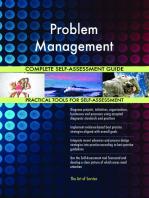 Problem Management Complete Self-Assessment Guide
