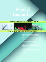 Mindful Leadership Complete Self-Assessment Guide
