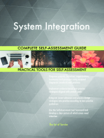 System Integration Complete Self-Assessment Guide