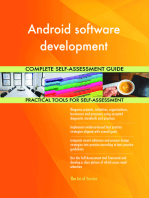 Android software development Complete Self-Assessment Guide