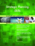 Strategic Planning Skills Complete Self-Assessment Guide