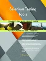 Selenium Testing Tools Complete Self-Assessment Guide