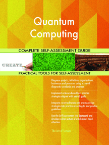 Quantum Computing Complete Self-Assessment Guide