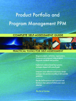 Product Portfolio and Program Management PPM Complete Self-Assessment Guide