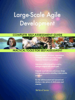 Large-Scale Agile Development Complete Self-Assessment Guide