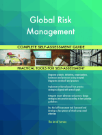 Global Risk Management Complete Self-Assessment Guide